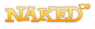 CSS Naked Day 2009 logo